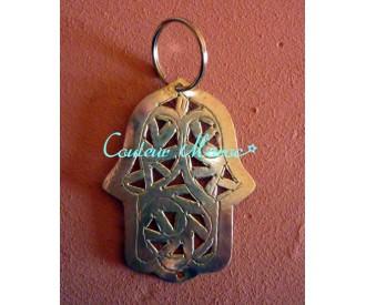 Porte-clés main de Fatma